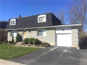 CENTRALLY LOCATED 3 BEDROOM, 2-1/2 BATH HOME