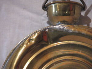 Vintage Brass Wentworth Never Leak Hot Water Bottle Peterborough Peterborough Area image 5