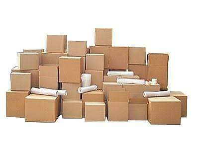 Cheap Moving boxes Packing boxes porta robes tape $2