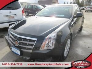 2011 Cadillac CTS POWERFUL ALL WHEEL DRIVE 5 PASSENGER LEATHER..