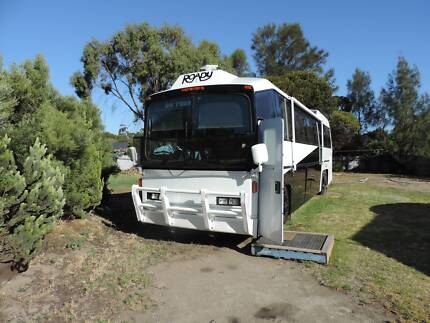 Austral Tourmaster Renovated Coach