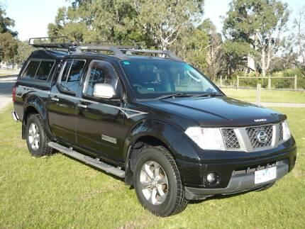 2009 Nissan Navara TITANIUM*RENT TO OWN OR FINANCE FROM $82 P/W