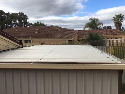 garden sheds joondalup shed 55m55m3m high sheds storage gumtree australia - Garden Sheds Gumtree
