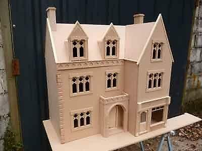 Gothic Dolls House Ebay