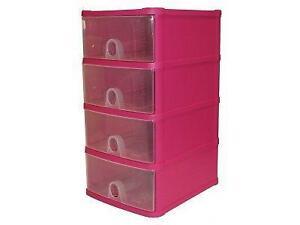 Plastic Storage Drawers Storage Solutions Ebay