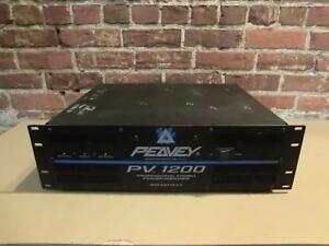 Amplificateur de puissance - Power Amp Peavey PV-1200 (i007487)