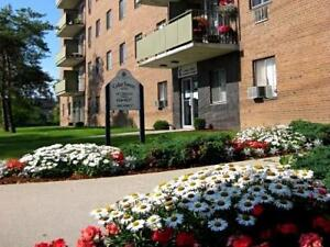 Cedar Towers minutes from Dunfield Theatre!
