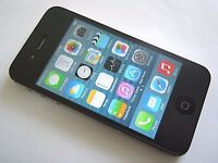iphone 4s Black boxed in brilliant condition (open to offers)