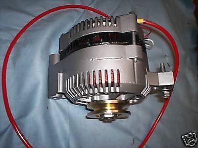 1965 mustang alternator ebay 1994 ford bronco alternator wiring diagram