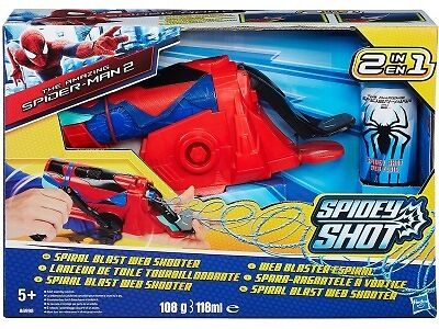 Amazing Spider-Man2 Spiral Web Shooter