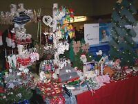 Christmas Stirling Craft Sale Vendors Tables available