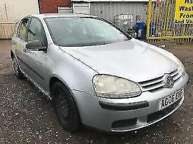 Volkswagen Golf 1.6 FSI 2006MY S,1 month warranty,new service,come with new MOT
