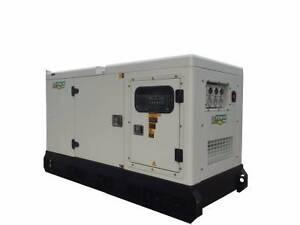 30kVA Genelite OzPower+ Silenced Diesel Generator Salisbury Brisbane South West Preview