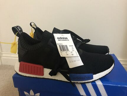 Brand new original Adidas NMD runner with receipt Size US9