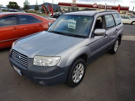 2007 Subaru Forester Wagon Burnie Burnie Area Preview
