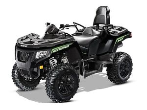 2017 Arctic Cat Alterra TRV 550 XT