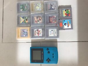 Nintendo Gameboy Colour + 11 Games Fortitude Valley Brisbane North East Preview