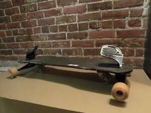 Planche à roulettes - Longboard - Freeboard - Free Ride (i013555)