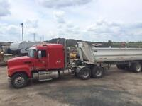 Experienced Class 1A Truck Driver