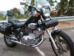 1992 Yamaha Virago 1100 xv1100 long registration Springwood Blue Mountains Preview