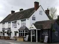 Full Time Chef Wanted £7.20 - £8 ph for village pub :-)