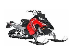 2018 Polaris PRO-RMK 800 Cleanfire 163 Electric 2.6 Series 6