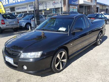 2007 Holden Commodore SVZ Ute Manual 183kms (Drives Well)