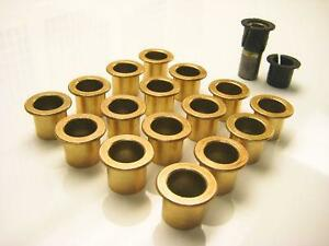 $80 · 03-08 SKI-DOO REV REPLACEMENT CONTROL ARM BUSHINGS OILITE