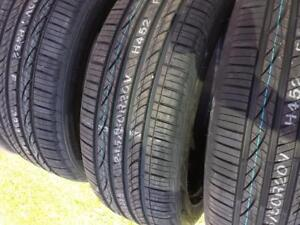 BRAND NEW HANKOOK VENTUS ULTRA HIGH PERFORMANCE TOYOTA VENZA  245 / 50 / 20  ALL SEASON TIRE SET OF FOUR.