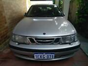 2002 Saab 9-3 Hatchback West Perth Perth City Area Preview