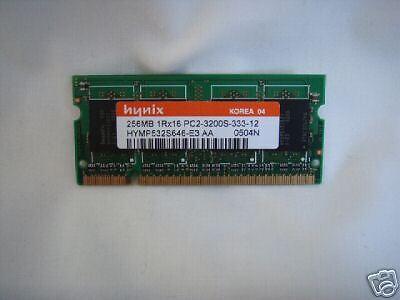 Hynix Chip (HYNIX 256mb Laptop Memory Chip Compaq M2000)