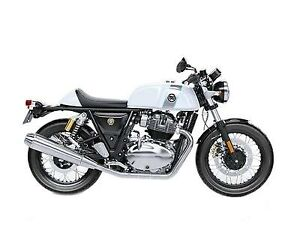 2019 Royal Enfield Continental GT Ice Queen