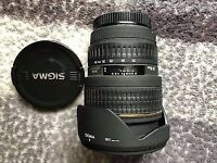 Sigma EX 24-70mm F/2.8 IF HSM DG Lens