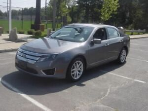 2010 Ford Fusion sel. With remote start and winter tires