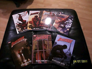 Daredevil entire run by bendis and Brubaker tpb