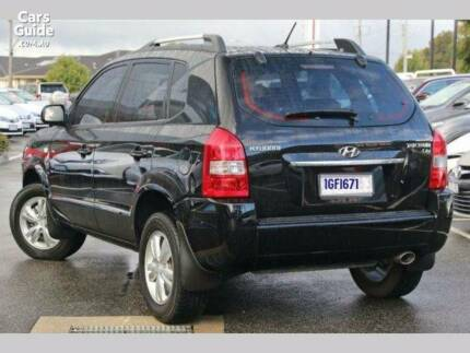 Hyundai Tucson City Elite   Leather   SunRoof   Urgent Sale!!