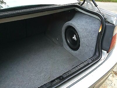 Bmw E46 Subwoofer Box Stealth Box In Oval London
