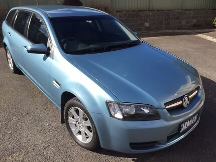 Holden commodore 08. Tinted windows, Towbar, 6 months rego & RWC