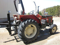 FARM/UTILITY TRACTOR DIESEL 51HP & PTO, VERY STRONG ONLY 1070HRS