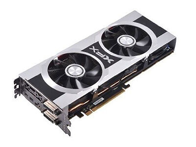 XFX Double D FX-785A-ZDF4 Radeon HD 7850 1 GB