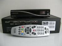DreamBox 800 HD DM800 HD PVR Satellite Receiver