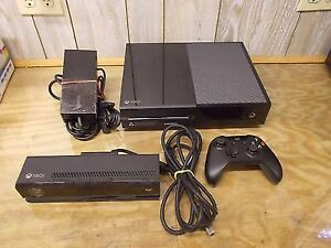 Xbox one with kinect 500g