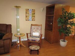 BRIGHT SPACIOUS FURNISHED ONE BEDROOM APARTMENT Kingston Kingston Area image 2
