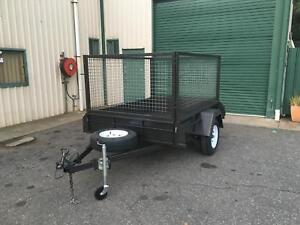 Brand new 7x5 caged trailer Smithfield Playford Area Preview
