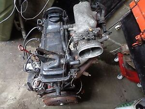 2.0 and 1.8 liter vw gas engines for sale