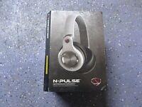 Monster Ncredible NPulse headphones