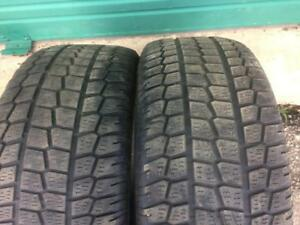 2x 235 55 17 Firestone Winter tires Pneus D`hiver