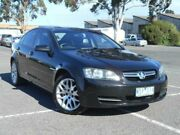 2008 Holden Commodore VE MY09 Omega 60th Anniversary Black 4 Speed Automatic Sedan Maidstone Maribyrnong Area Preview