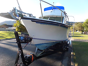 Savage 7.3 mtr game boat Huskisson Shoalhaven Area Preview