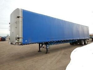 2004 MANAC 53' CURTAIN SIDE